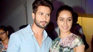 Shahid Kapoor - Shraddha Kapoor's Batti Gul Meter Chalu in a Legal Tussle yet Again
