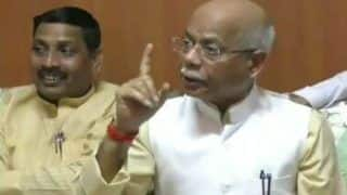 पीएम मोदी के मंत्री ने कहा- राम मंदिर कभी नहीं रहा बीजेपी का चुनावी मुद्दा, 2019 में भी नहीं होगा