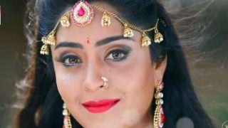 Bhojpuri Actress Shubhi Sharma's New Peppy Song Hile Patna Rajdhani is Going Viral, Watch
