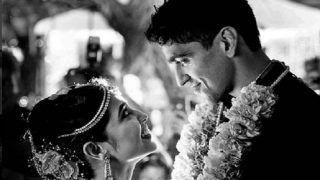 Shweta Tripathi Marries Chaitanya Sharma - Check Out Pics and Videos From Their Dreamy Goa Wedding