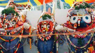 Deva Snana Purnima 2018: Odhisa Set For Puri Jagannath Temple's Snana Yatra