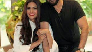 Fanney Khan: Sonam Kapoor Excited For Father Anil Kapoor's Film, See Picture