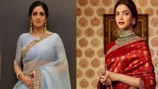 Deepika Padukone to Step Into Sridevi's Shoes For Her Next?