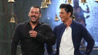 ऐसा क्या हुआ कि शाहरुख खान ने सलमान को बोला 'शुक्रिया', अोह!! तो ये है राज..