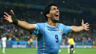 Road To Russia: Uruguay Beats Uzbekistan 3-0, Luis Suarez Scores, Full Highlights And Match Report
