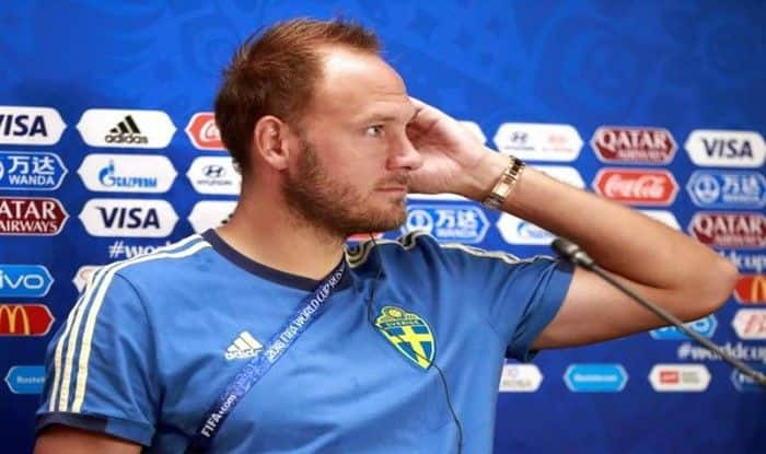 Sweden coach Janne Andersson refuses to gloat as Germany crash out