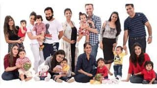 Taimur Ali Khan's Class Photo With Kareena Kapoor Khan And Saif is Too Adorable For Words