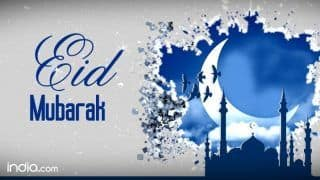 Eid ul Fitr 2018 Wishes: Best SMS, Eid Mubarak WhatsApp Messages, Facebook Status, Quotes to Send Your Loved Ones