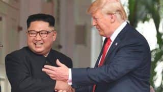 Trump-Kim Singapore Summit: Will Stop 'Provocative', 'Expensive' South Korea War Games, Says US President