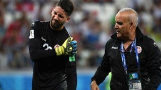 FIFA World Cup 2018: Shoulder Injury Ends Campaign For Tunisia Goalkeeper Mouez Hassen