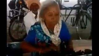 Meet 72-Year-Old Typist From Madhya Pradesh Who Went Viral