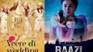Veere Di Wedding Takes up Fifth Position in Top 10 Opening Weekend List; Beats Raazi's Box Office Collection