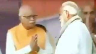 Watch: Rahul Gandhi Tweets Video to Show PM Modi 'Humiliating' LK Advani, Other BJP Leaders; Saffron Party Hits Back