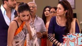 Yeh Hai Mohabbatein 19 June 2018 Full Episode Written Update: Roshini Faints After Getting Locked, Raman Rushes Her to The Hospital