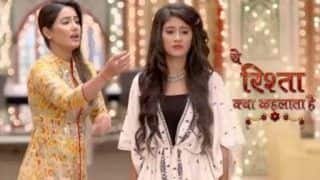 Yeh Rishta Kya Kehlata Hai 19 June 2018 Full Episode Written Update: Naira Advises Tanvi to Take Kartik's Help For Her Video