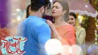 Yeh Hai Mohabbatein 21 June 2018 Full Episode Written Update: Aliya Supports Roshni After Finding Out About Shagun