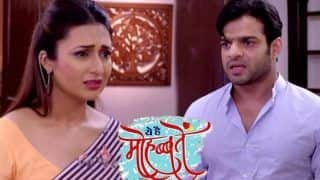 Yeh Hai Mohabbatein 5 June 2018 Full Episode Written Update: Raman And Ishita Bump Into Each Other As They Leave For Jaipur