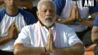 5th International Yoga Day: रांची में होगा योग दिवस का मुख्य कार्यक्रम, PM मोदी होंगे शामिल