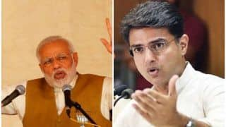 मोदी की रैली पर रार: कांग्रेस ने लगाया धन के दुरूपयोग का आरोप तो भाजपा ने कहा ओछी राजनीति