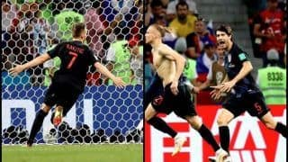FIFA World cup 2018 Quarter Finals: Croatia Squeaks Past Host Russia on Penalties to Reach World Cup Semis