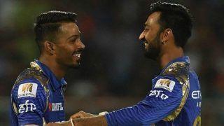 India vs England 1st ODI Trent Bridge: Hardik Pandya Signing Krunal Pandya's Jersey As Parting Gift Will Give You Goosebumps -- PIC