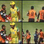 Tamil Nadu Premier League 2018: Ruby Trichy Warriors vs Lyca Kovai Kings: Watch Shahrukh Khan Get Into an Heated Altercation With Dakshinamoorthy Kumaran