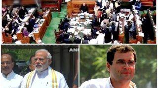 अविश्वास प्रस्ताव पर थोड़ी देर में शुरू होगी चर्चा: भाजपा को साढ़े तीन घंटे, कांग्रेस को 38 मिनट का समय