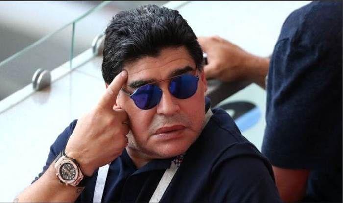 Argentine Legend Diego Maradona Released From Argentine Hospital, Plans Return to Mexico