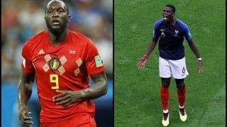 FIFA World Cup 2018 Semi Final 1: France vs Belgium -- Romelu Lukaku, Eden Hazard to Paul Pogba, Kylian Mbappe, 5 Players to Watch Out For