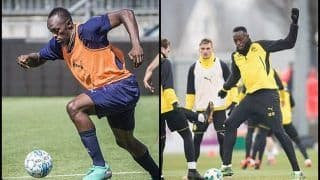 Usain Bolt Set For Six-Week Trial With A-League Side Central Coast Mariners as Jamaican Star Continues Push to Become an Elite Footballer