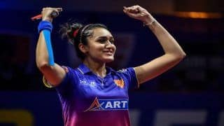 Indian Paddlers Manika Batra, Gnanasekaran Sathiyan Achieve Career-Best in International Table Tennis Federation Ranking