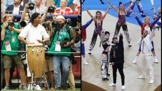 FIFA World Cup Finals 2018: Ronaldinho, Will Smith Sizzle in World Cup Closing Ceremony