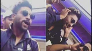 India vs England: Forget Virat Kohli-Anushka Sharma Sizzling in UK, Mohammed Siraj, India A Groove to Bollywood's 'Zingat' Song in London -- WATCH