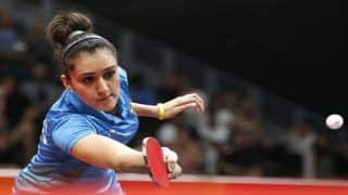 Paddler Manika Batra Working on Adding New Skills to Ahead of Asiad