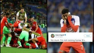 FIFA World Cup 2018: England vs Colombia -- Harry Kane to Jesse Lingard, How English Footballers Celebrated Their Win