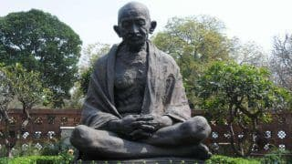Change Due to National Day: China Defends Gandhi Event Venue Shifting