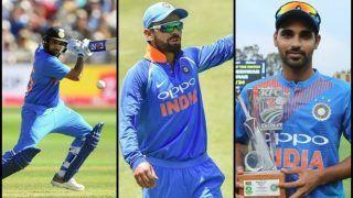 India vs England: Rohit Sharma's Record Breaking 3rd T20I Ton Helps Him Join Virat Kohli, Bhuvneshwar Kumar in This Elite List