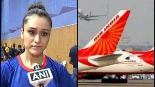 Air India Apologises Immediately After Manika Batra, Indian Table Tennis Players Denied Boarding on Delhi-Melbourne Flight