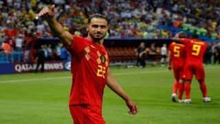 Roberto Martinez Deserves Credit For Belgium's World Cup Success: Nacer Chadli