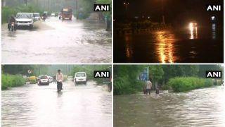 Live: दिल्ली-एनसीआर में जारी है बारिश, पूर्वी दिल्ली और नोएडा में अगले दो घंटे भारी बारिश का अलर्ट