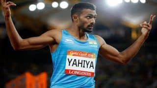 After Hima Das' Feat, Indian Athlete Mohammed Anas Yahiya BREAKS His Own Record, Wins 400m Race in Czech Republic -- WATCH