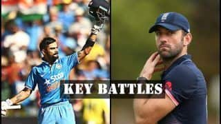 India vs England T20I Series: From Virat Kohli versus Liam Plunkett to Bhuvneshwar Kumar versus Jos Buttler, Key Battles To Watch Out For
