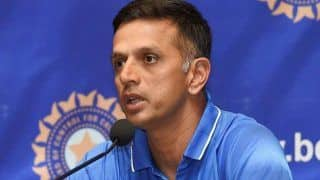 BCCI vs Ethics Officer DK Jain Over Conflict of Interest Allegations Put Against Rahul Dravid