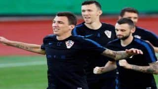 FIFA World Cup 2018: Croatia's Mario Mandzukic Says Team Eager to Prove Themselves