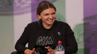 Simona Halep Maintains First Spot in Women's Tennis Association (WTA) Rankings