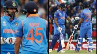 India vs England 3rd ODI Leeds: Shikhar Dhawan-Rohit Sharma Pip Jason Roy-Alex Hales to Become Most Successful Opening Pair in England