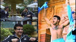 India vs England Test: Sourav Ganguly Relives 'Shirt Opening' Act at Lords During Natwest Finals And Reveals Harbhajan Singh, VVS Laxman's Role in it -- Watch