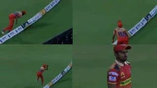 Tamil Nadu Premier League 2018: Murugan Ashwin Takes a Blinder to Dismiss Srikkanth Anirudha -- WATCH