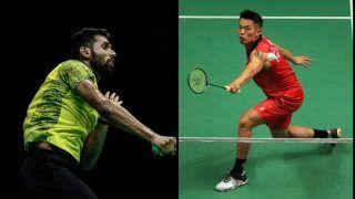 Indonesia Open 2018: HS Prannoy Shocks Lin Dan 21-15, 9-21, 21-14 in Round 1