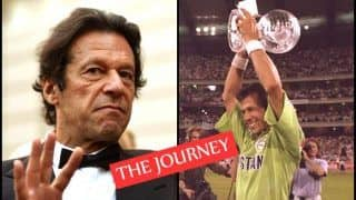 Imran Khan to be Pakistan's Next Prime Minister, Journey of 1992 World Cup-winning Captain